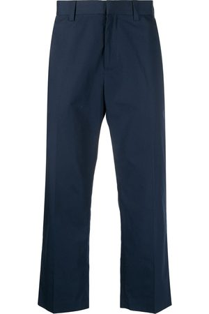 Viktor & Rolf Men Formal Pants - Tailored cropped trousers