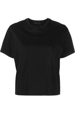ATM Anthony Thomas Melillo Cropped cotton T-shirt