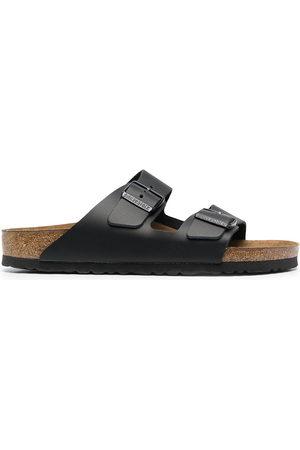 Birkenstock Sandals - Buckle-fastening leather sandals