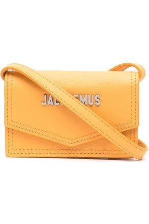 Jacquemus Le porte Azur cardholder