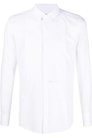 Dolce & Gabbana Men Shirts - Flat-bib dress shirt
