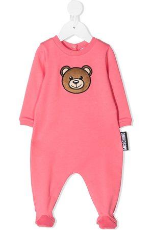 Moschino Bodysuits & All-In-Ones - Teddy sweatshirt babygrow
