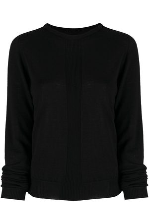 Rick Owens High-neck wool jumper