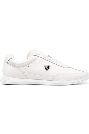 Polo Ralph Lauren Side logo plaque sneakers