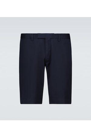 Polo Ralph Lauren Flat front stretch-cotton shorts