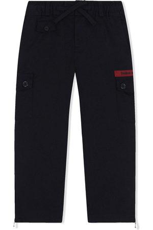 Dolce & Gabbana Logo-print track pants