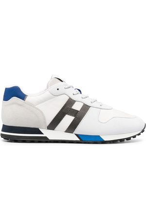Hogan Men Sneakers - H383 low-top sneakers