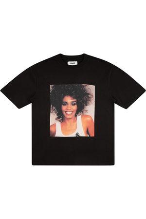 PALACE Men T-shirts - Whitney Houston T-shirt