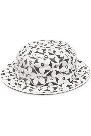 10 CORSO COMO Floral-jacquard hat