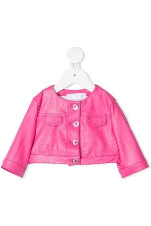 COLORICHIARI Buttoned smart jacket