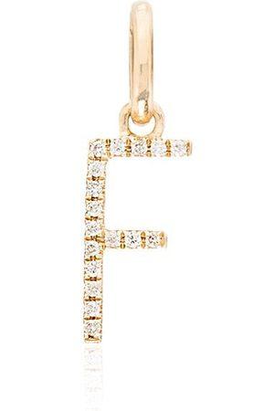 ROSA DE LA CRUZ Women Necklaces - 18kt F diamond charm
