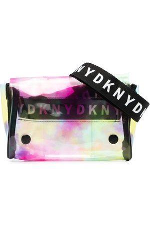 DKNY Boys Neckties - Tie-dye print logo bag - Neutrals