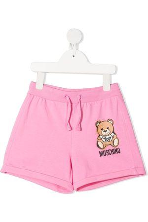 Moschino Girls Shorts - Toy Bear shorts