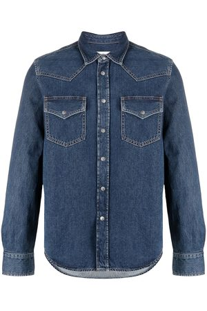 Diesel Men Denim - Button-up denim shirt