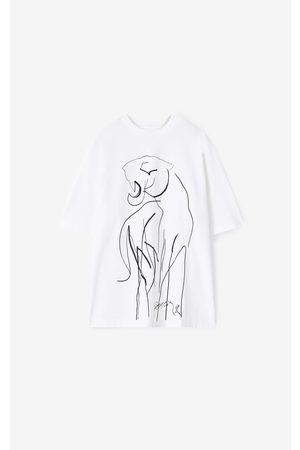 Kenzo T-shirt with Júlio Pomar illustration