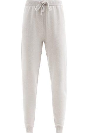 DEREK ROSE Women Pajamas - Daphne 1 Cashmere Pyjama Trousers - Womens - Light Grey
