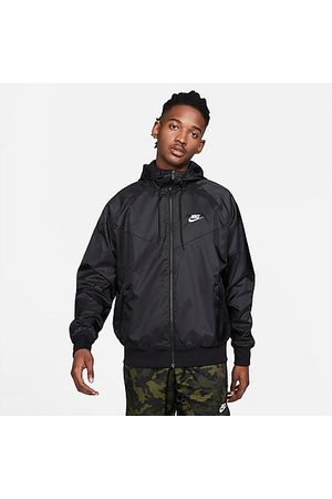 Nike Men Jackets - Men's Sportswear Windrunner Woven Hooded Jacket in /