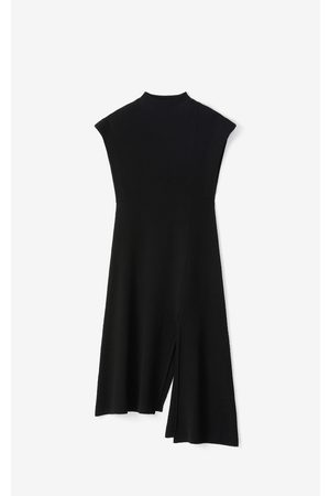 Kenzo Asymmetric jumper dress