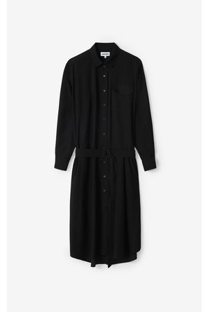 Kenzo Midi shirt dress