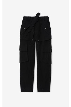 Kenzo Oversized cargo trousers