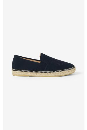 Kenzo Tiger stretch canvas espadrilles