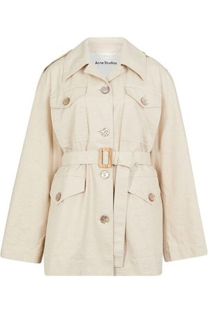 Acne Studios Fitted parka