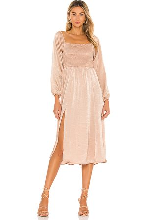 RESA Emma Dress in Taupe.
