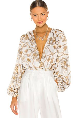 Bronx and Banco Chain Blouse in .
