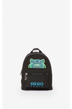 Kenzo Mini Tiger Canvas backpack