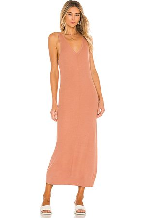 House of Harlow X REVOLVE Cabana Maxi Dress in Blush.