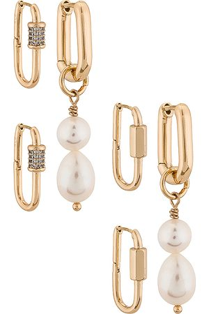 8 Other Reasons 125 Earring Pack in Metallic .