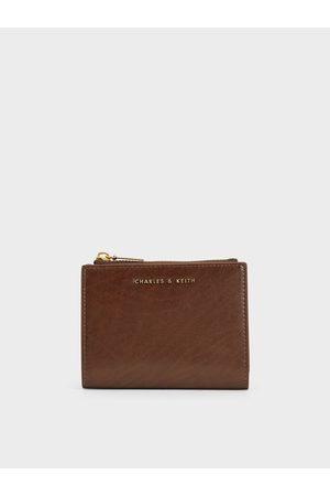 CHARLES & KEITH Mini Top Zip Small Wallet