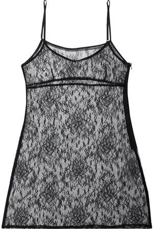 MYLA Woman Darling Row Chantilly Lace Slip Size L