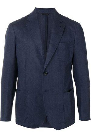 Armani Single-breasted casual blazer
