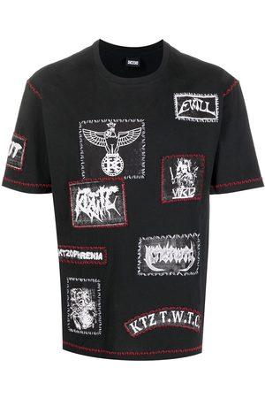 KTZ Multi-patch unisex T-shirt