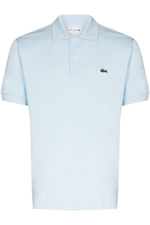 Lacoste Men Polo Shirts - Logo-patch short-sleeve polo shirt