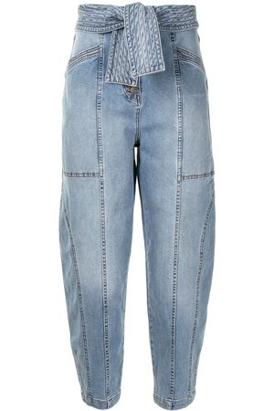 ULLA JOHNSON Women Tapered - Otto tapered leg jeans