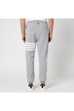 Thom Browne Men Sweatpants - Men's Engineered Four-Bar Classic Sweatpants