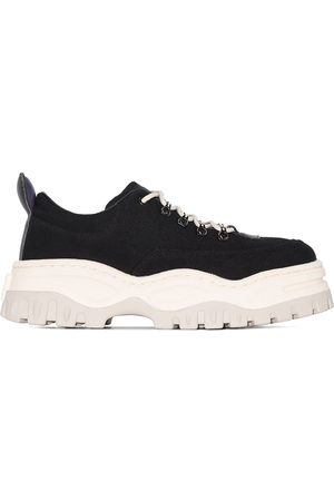 Eytys Lace-up canvas sneakers