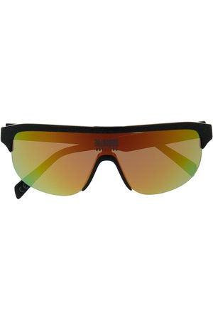 Billionaire Boys Club Holographic visor sunglasses