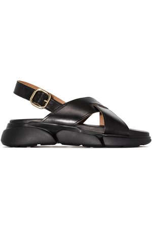 ATP Atelier Barisci flatform leather sandals