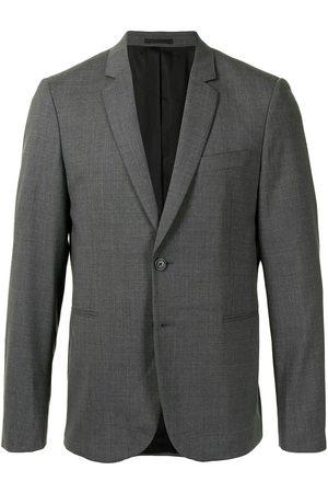 Paul Smith Single-breasted wool blazer - Grey
