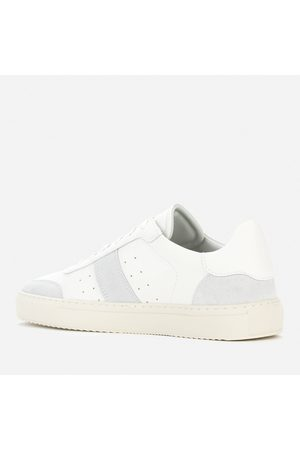 Axel Arigato Men's Dunk V2 Leather Trainers