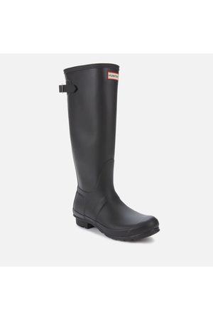 Hunter Women Rain Boots - Women's Original Back Adjustable Wellies