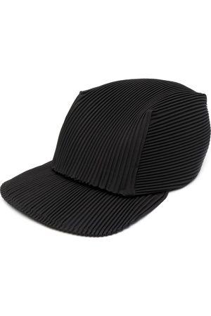 HOMME PLISSÉ ISSEY MIYAKE Rib-knit cap