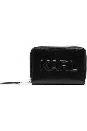 Karl Lagerfeld K/Karl Seven embossed wallet