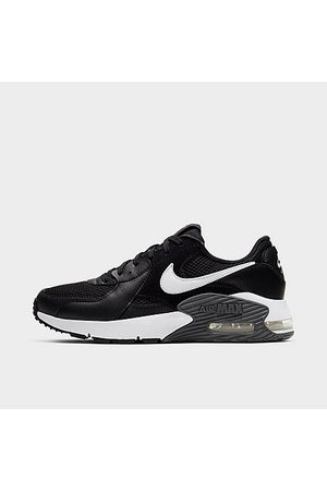 Nike Women's Excee Casual Shoes in Grey/Black Size 5.0