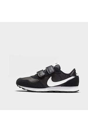 Nike Boys Casual Shoes - Boys' Little Kids' MD Valiant Hook-and-Loop Casual Shoes Size 1.0 Suede