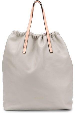 Marni Gusset backpack - Grey