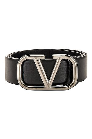 VALENTINO GARAVANI Buckle Belt in